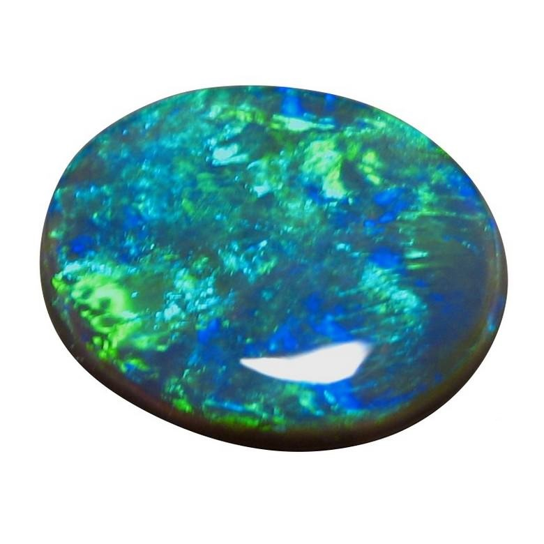 Blue And Green Natural Stone
