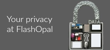 FlashOpal privacy statement