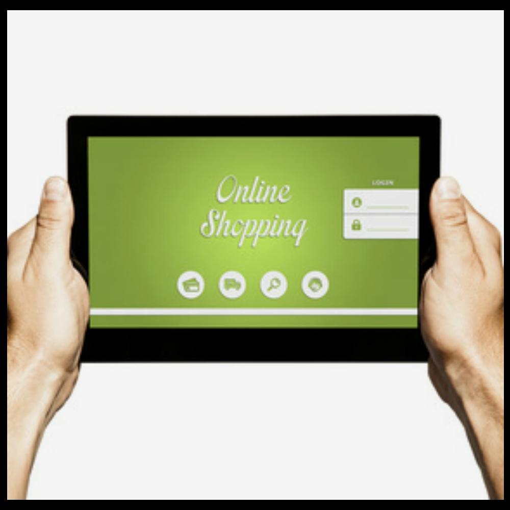 Shopping Online at FlashOpal