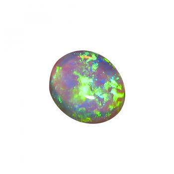 Solid Crystal Opal 3.2 Carats Oval