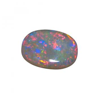 Large Crystal Opal Stone Unset 4 Carats