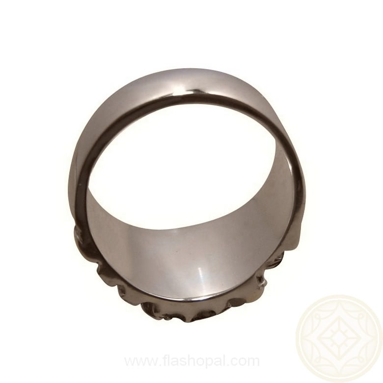 16 grams Sterling Silver or 25 grams gold ring