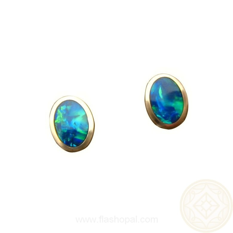 by collections blue mainz earrings h transparent turquois bright with jewelry products enkelt gold