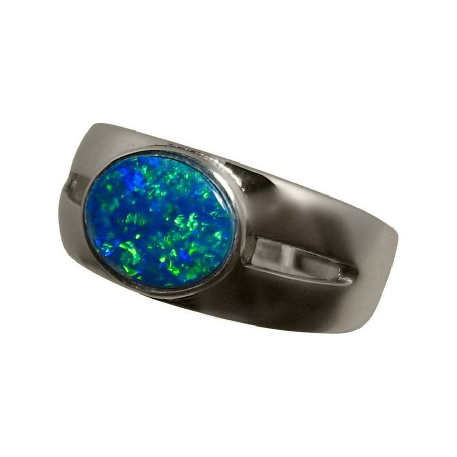 opal guys Gemologica men's opal rings opal rings for men men's opal rings jewelry - great prices, large jewelry selection free shipping over $25 at gemologicacom.
