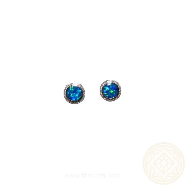drop bright baublebar ball sequin in jewelry lyst blue earrings