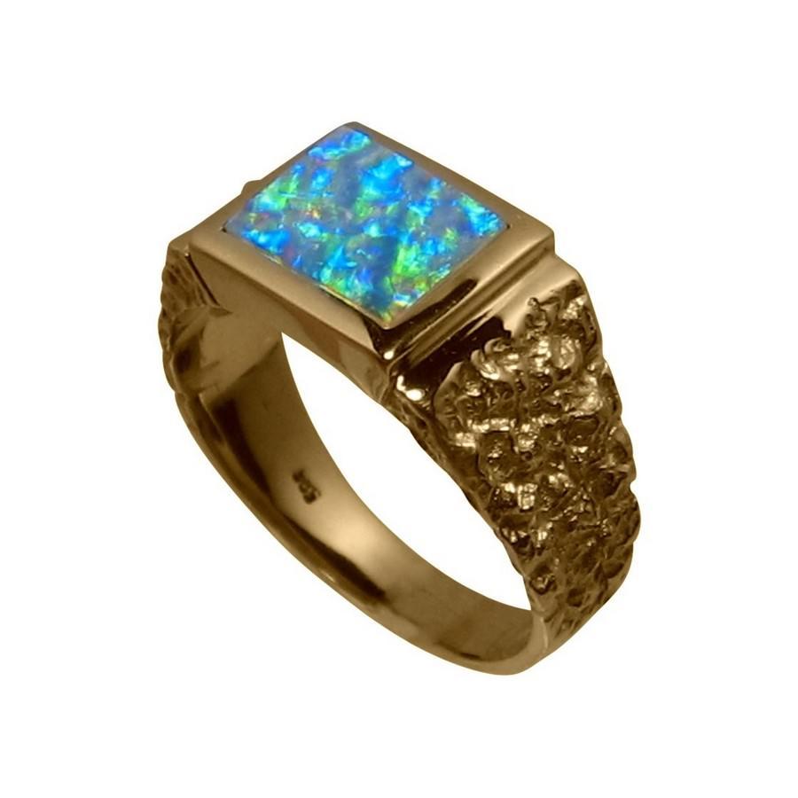 Artisan Gold Rings