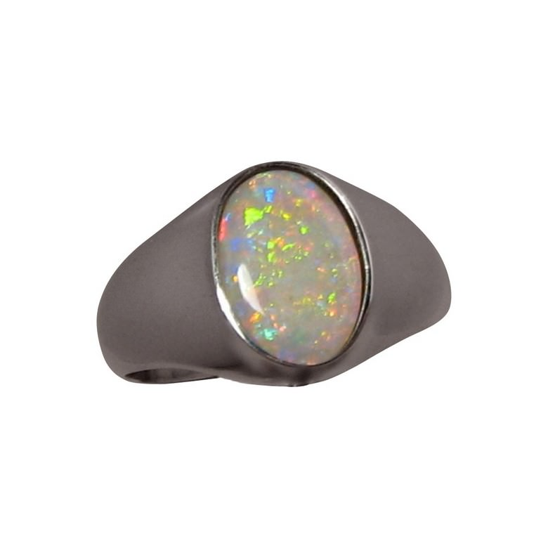 Opal Stone Ring