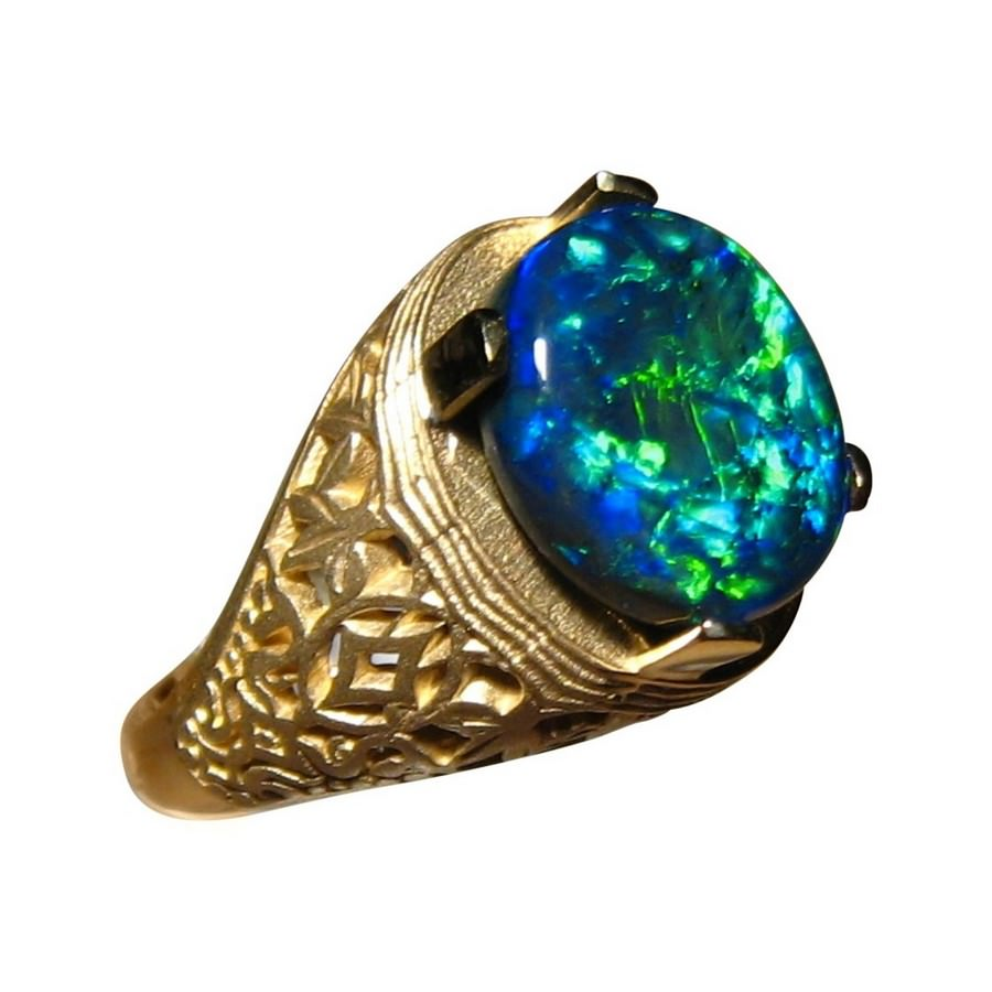 beautiful luxury fire amazing ring black pics ashworthmairsgroup opal chic rings wedding real of