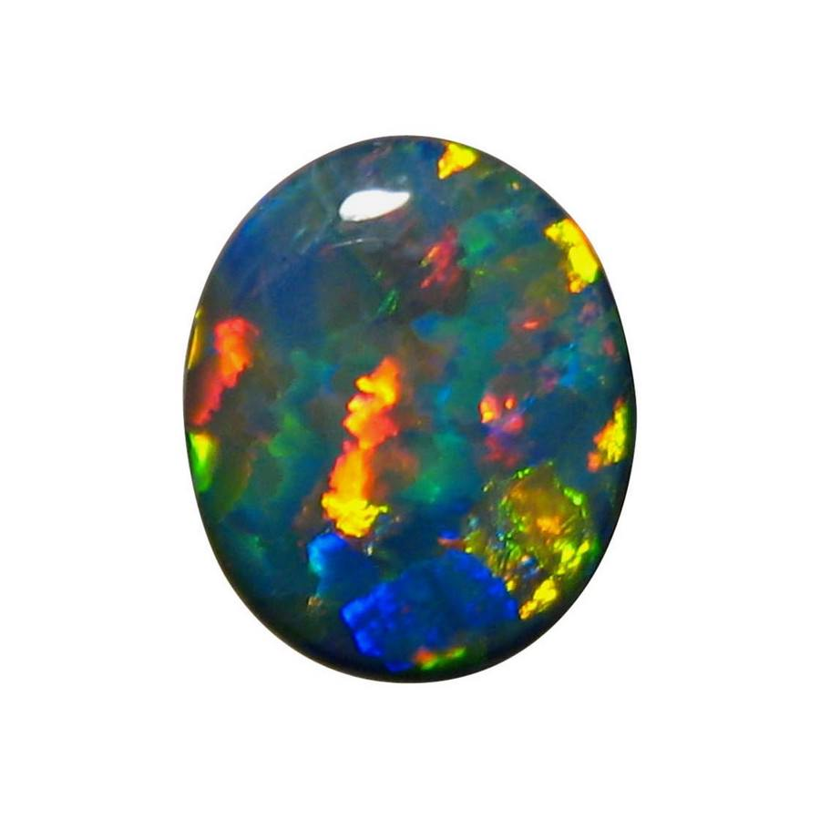 in opals ring free style with natural the australian guaranteed silver product gemstone design rings all opal