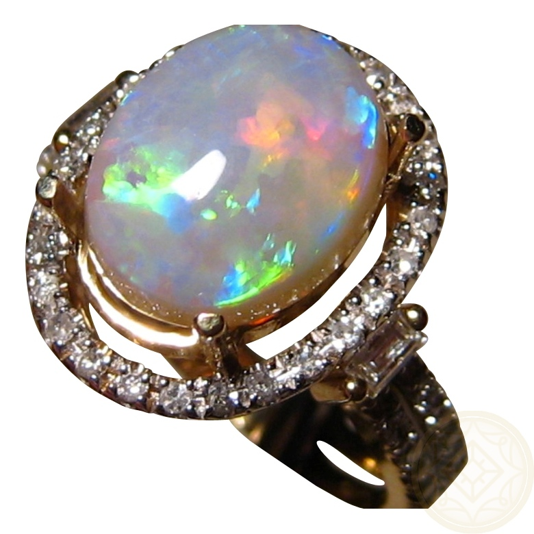 russell arc natural alexis products rings engagement diamond ring gold opal