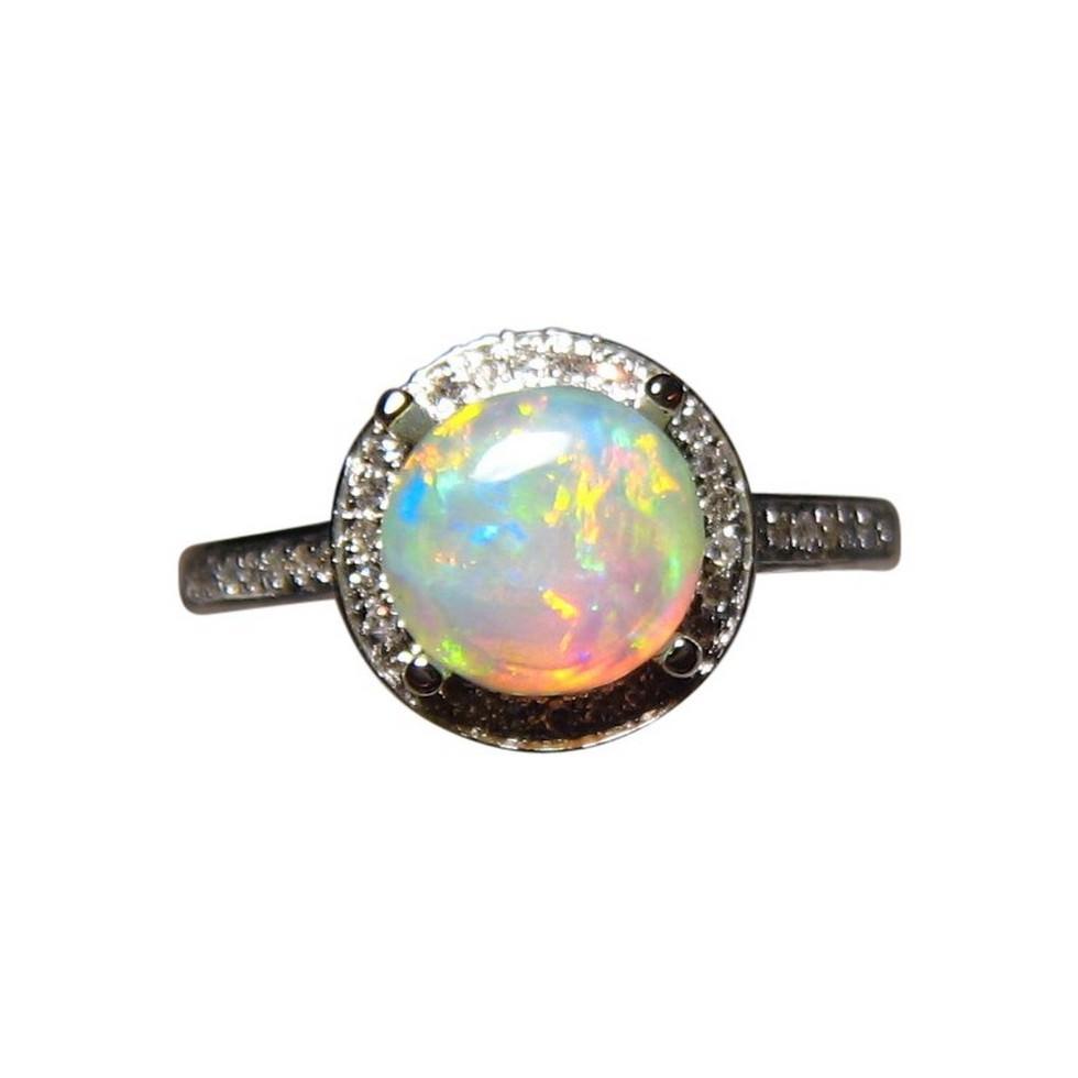 Opal Rings K