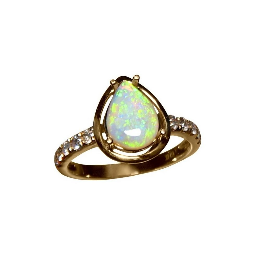 cz engagement square rings gold emerald filled white stone green aaa product birthstone store ring wholesale