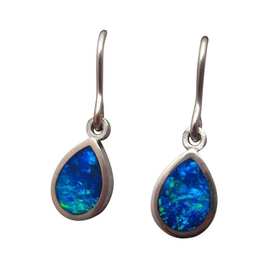 teiz genuine multicolored natural listing silver base fire real white earrings il fullxfull jewelry leverback opal