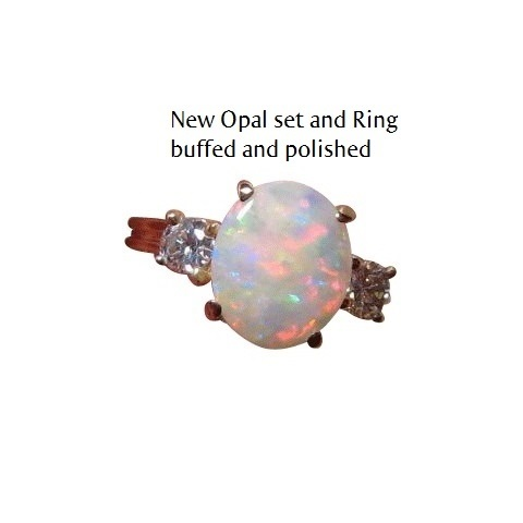 repair resize care opal jewelry flashopal. Black Bedroom Furniture Sets. Home Design Ideas