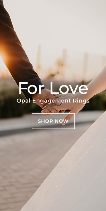 Shop Opal Engagement Rings